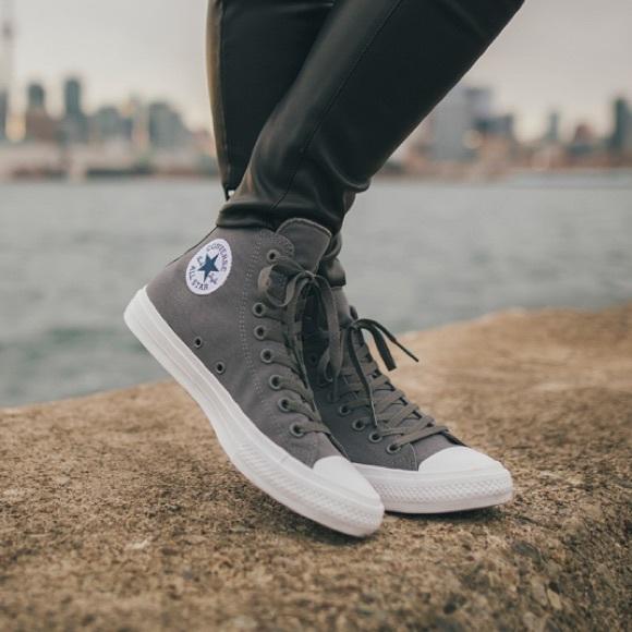aac15408cfeb Converse Shoes - Converse Chuck Taylor All Star 2 High-Top. Gray